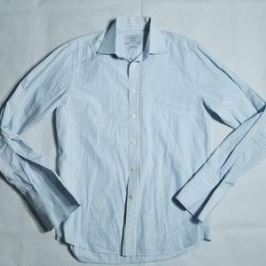 Charles Tyrwhitt Slim Fit Striped Dress Shirt